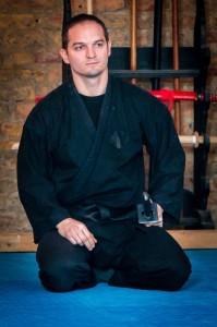 Darányi Gábor Shidoshi - ninjutsu oktató - Seijin Dojo